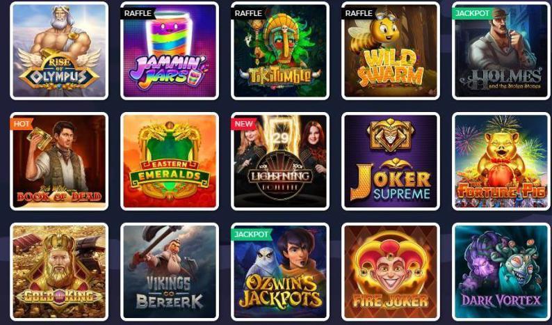 Lucky8 カジノゲーム